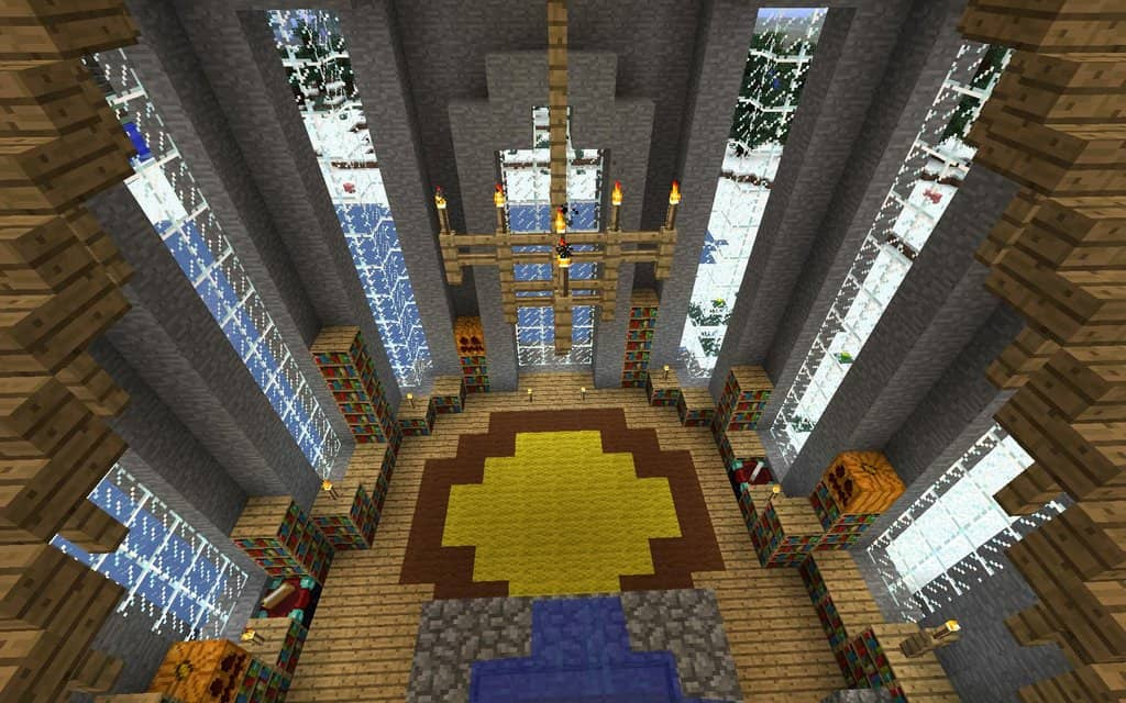Medieval Castle Minecraft Building Inc