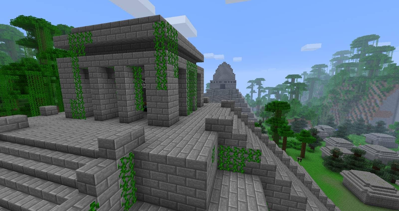 mayans_minecraft_ruins