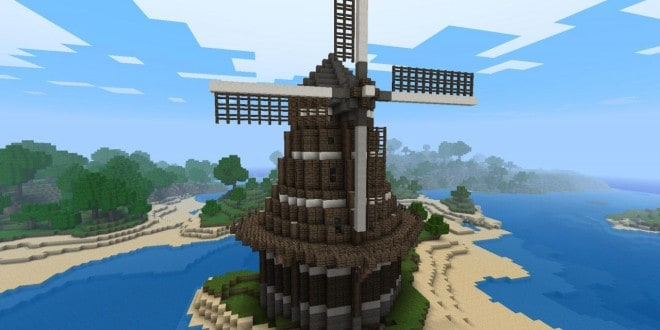 minecraft windmill1