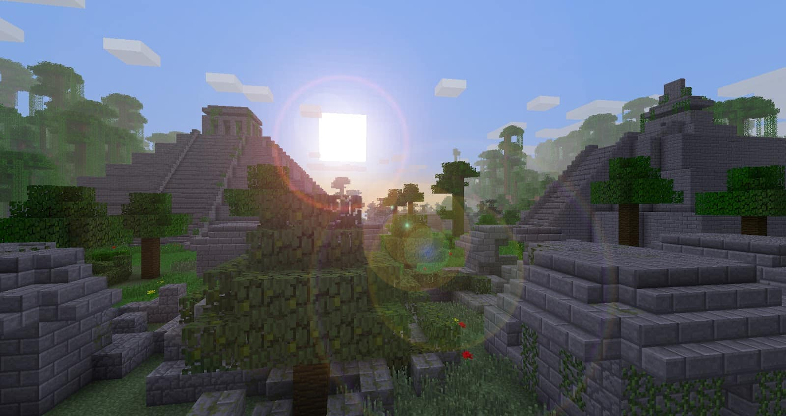 Building Ruins In Minecraft