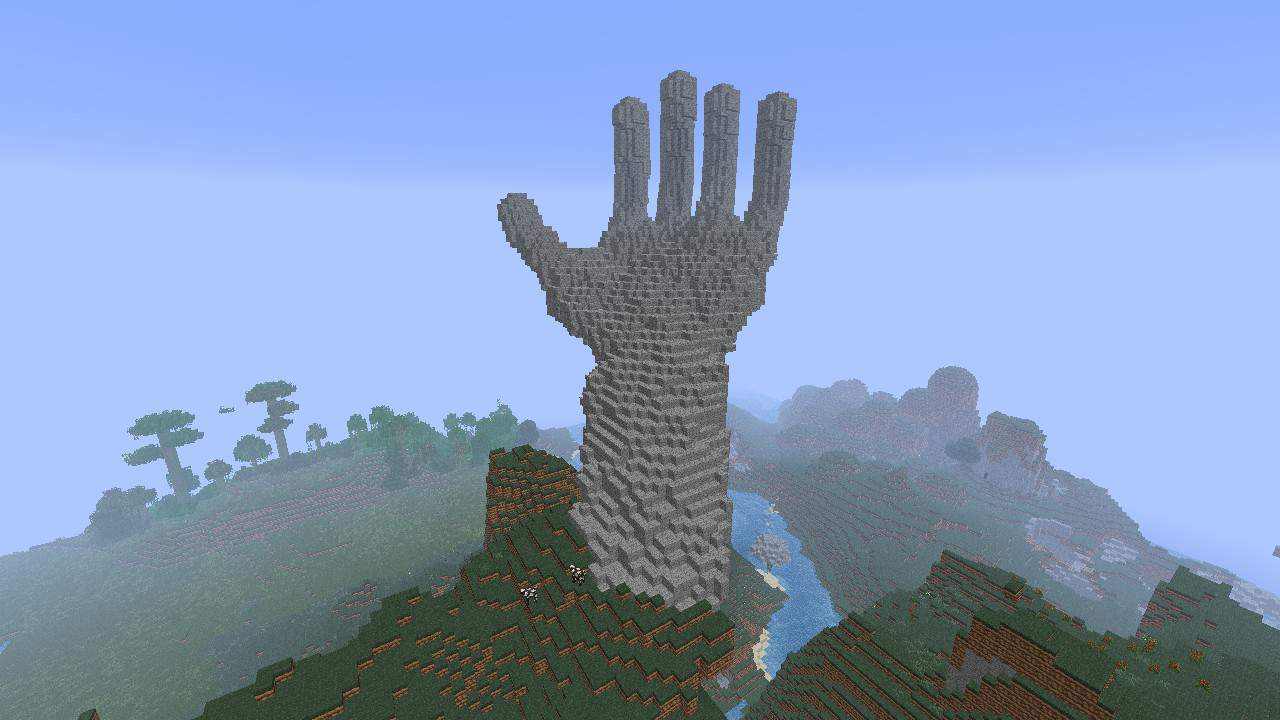 Photo of Giant Hand