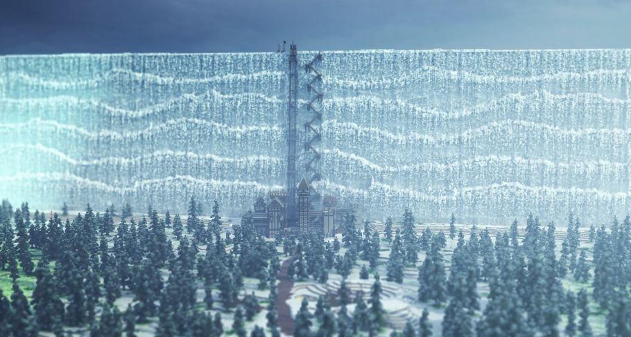 Minecraft game of thrones build castle 4