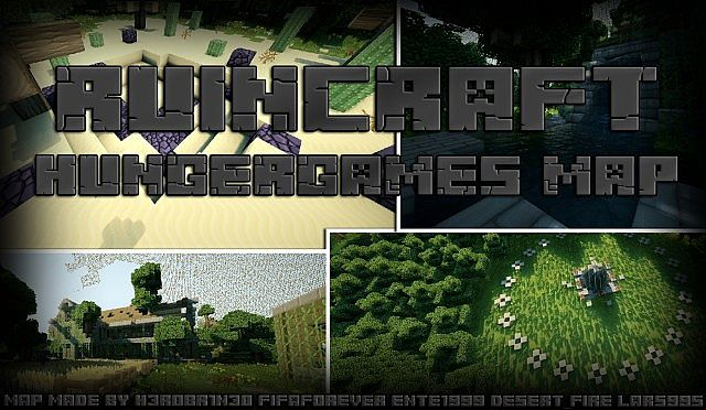 Photo of RuinCraft – Hunger Games Survival