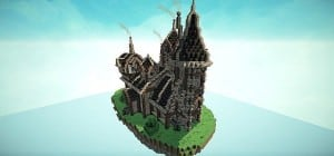 Steampunk Style Map Pack Minecraft build world 4
