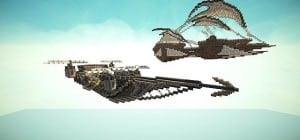 Steampunk Style Map Pack Minecraft build world 6