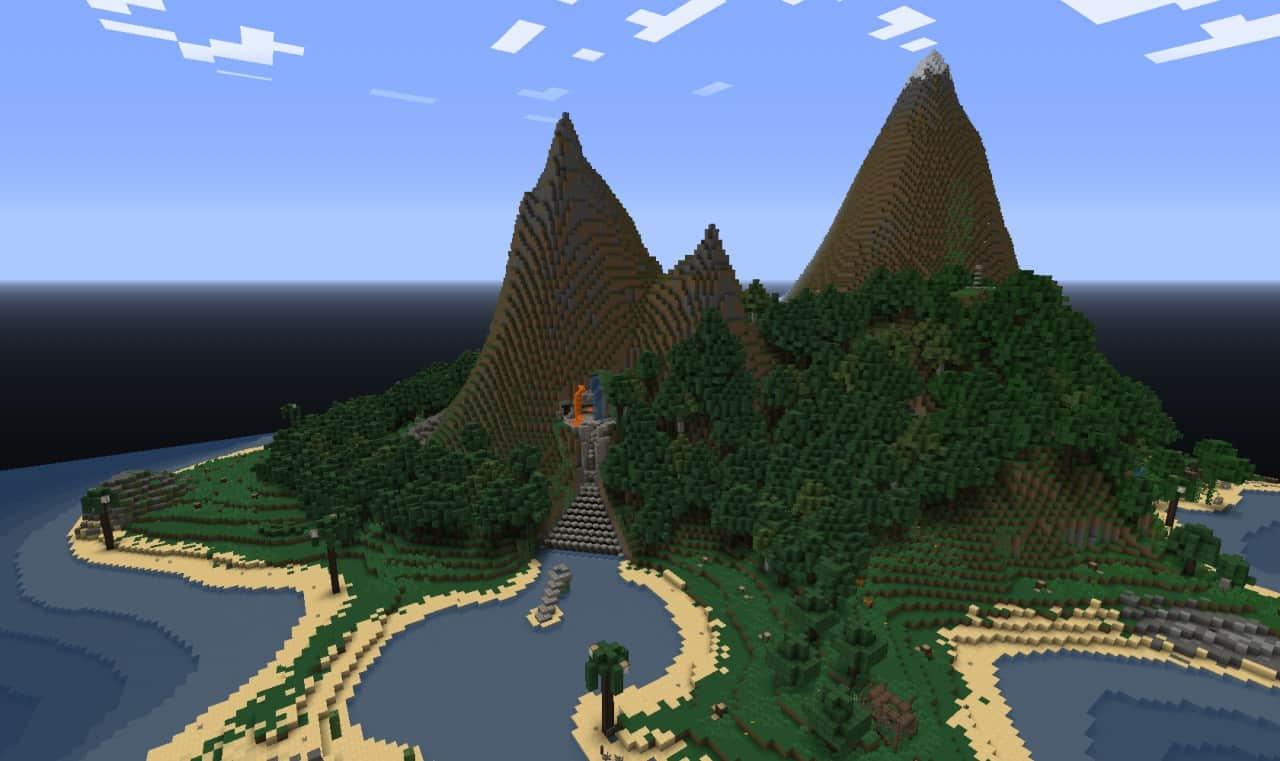 Free minecraft maps downloads