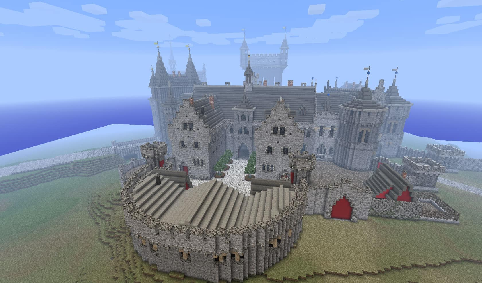 A Kings Castle – Minecraft Building Inc