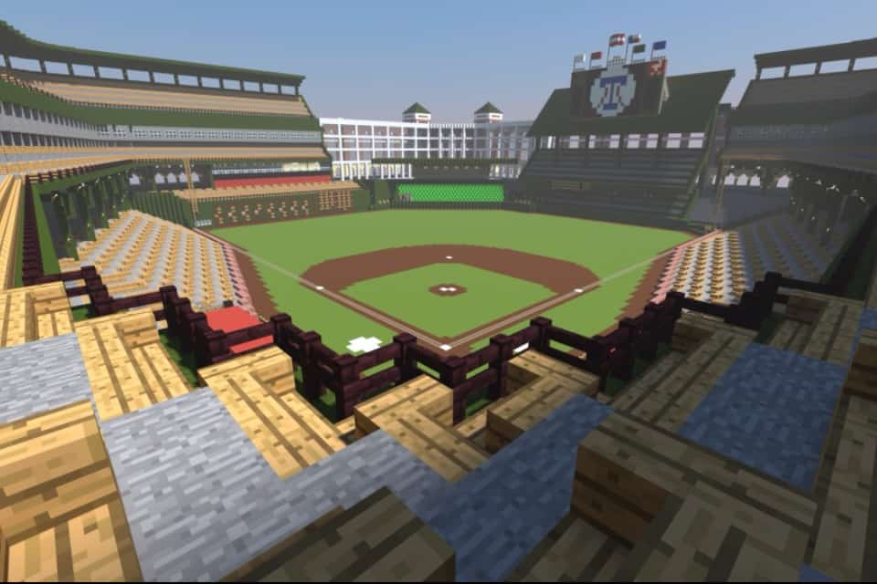Photo of Arlington Baseball Park