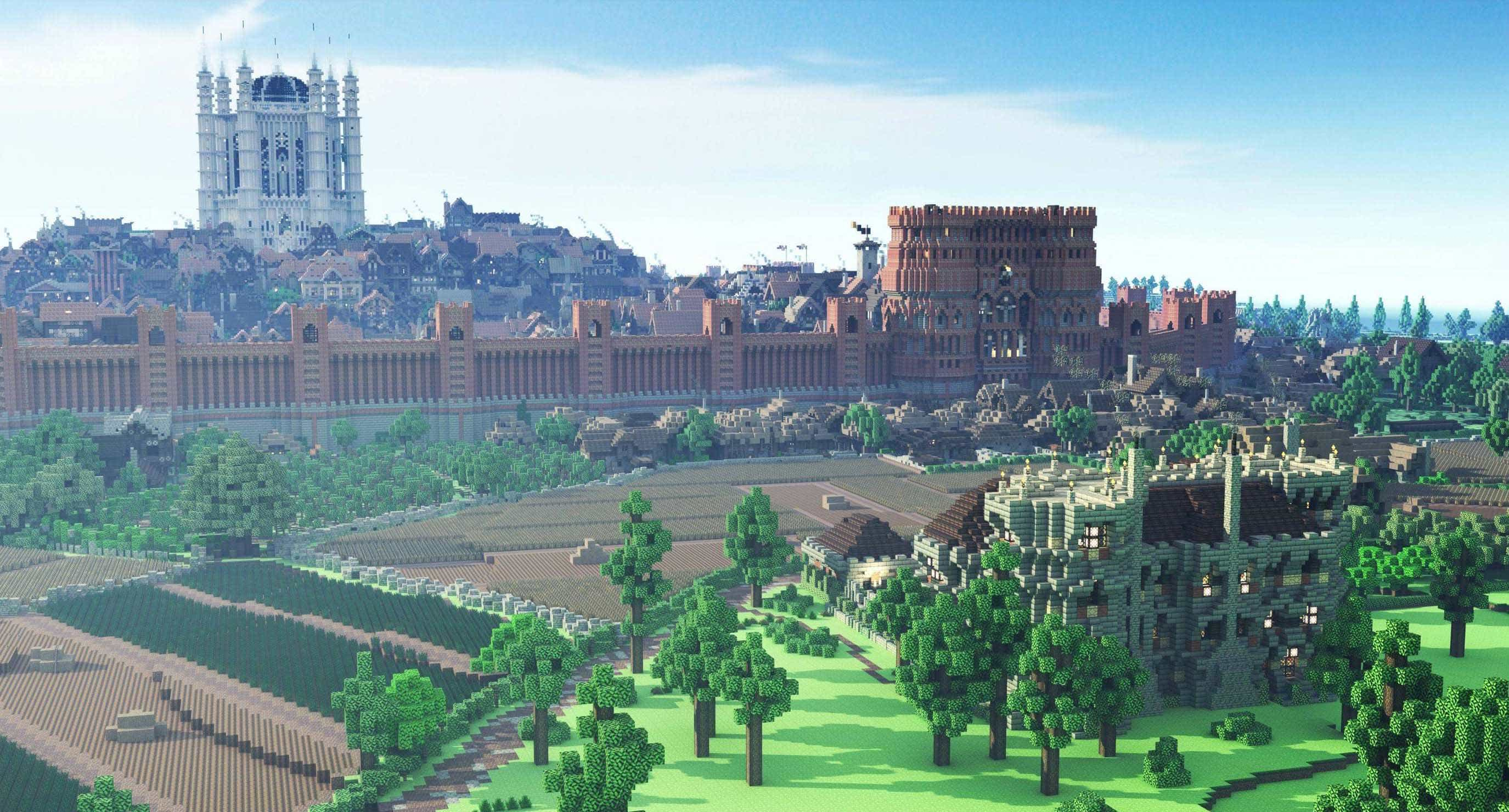 Game of thrones westeroscraft minecraft building inc minecraft game of thrones town buildings gumiabroncs Image collections