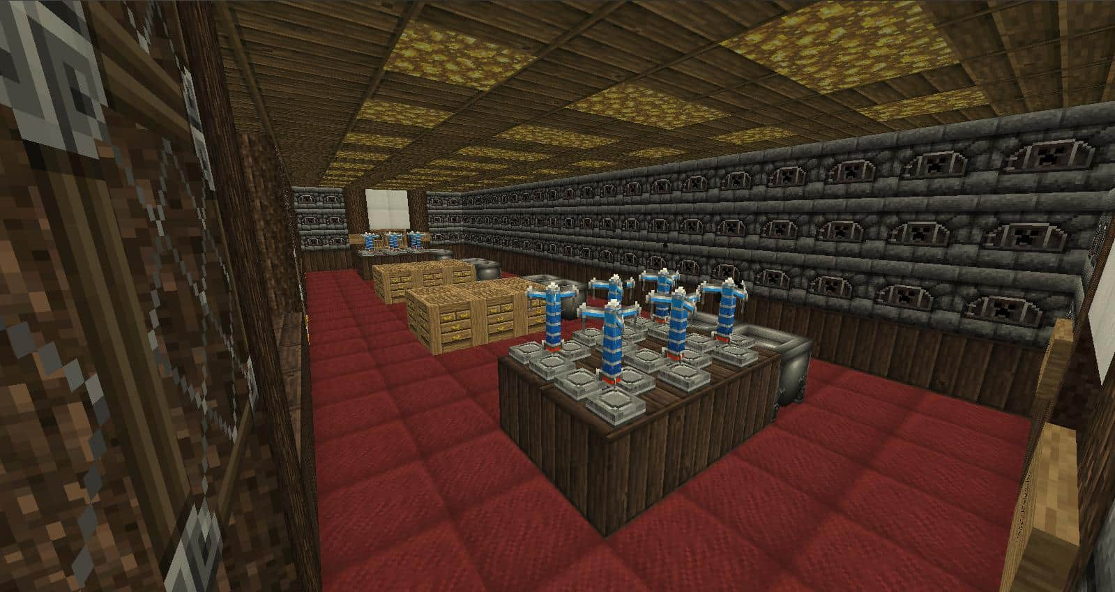 Redwood Farm Minecraft Building Inc