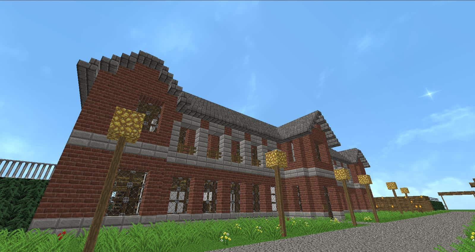 Image Result For Farm Minecraft Barn