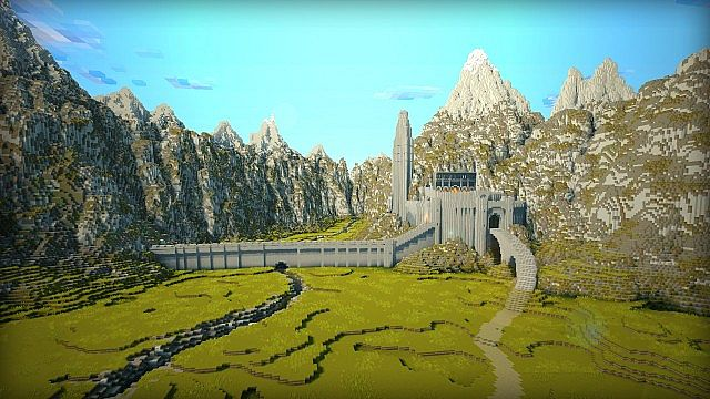 Minecraft middle earth 3 minecraft building inc minecraft middle earth 3 freerunsca Image collections
