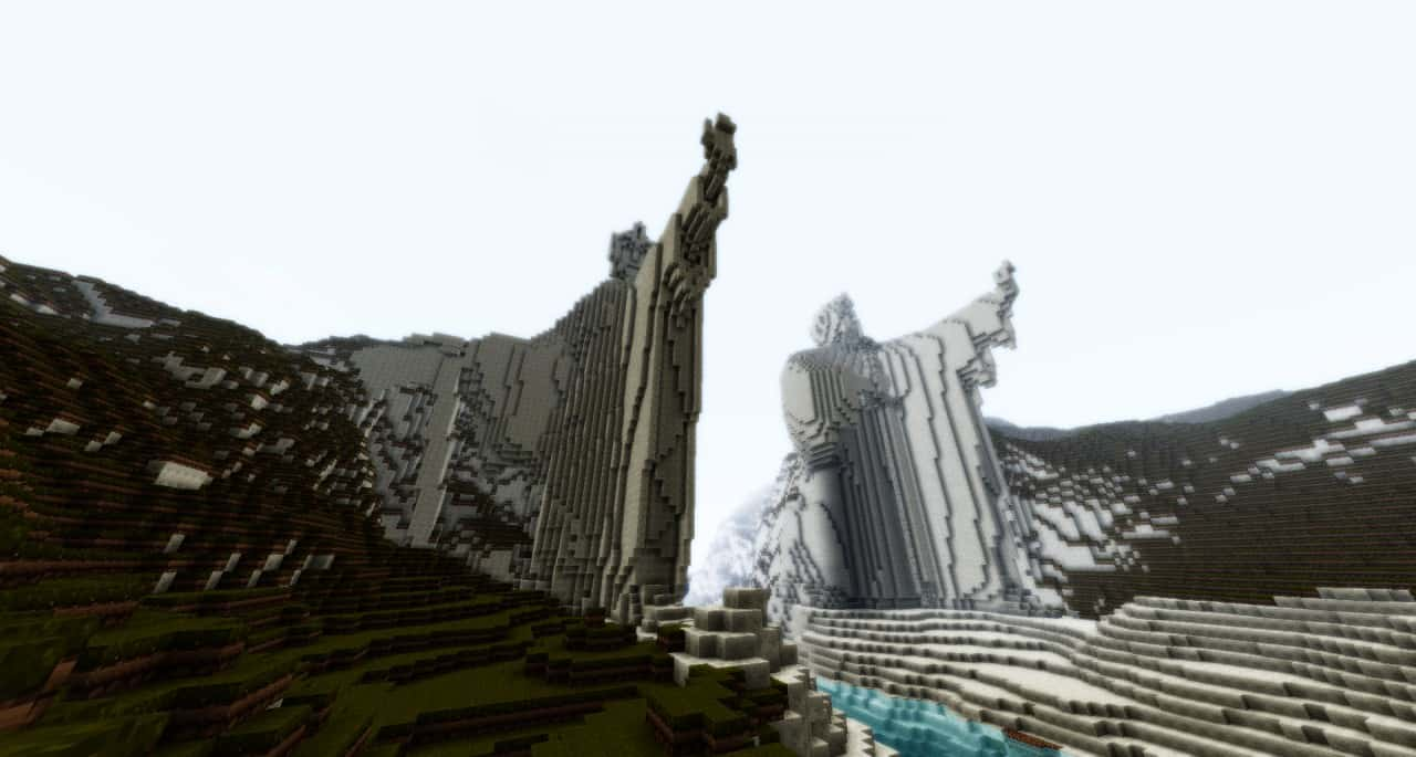 minecraft middle earth 5  u2013 minecraft building inc