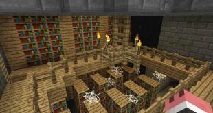 Minecraft Seed -9057352651117540831 building 3