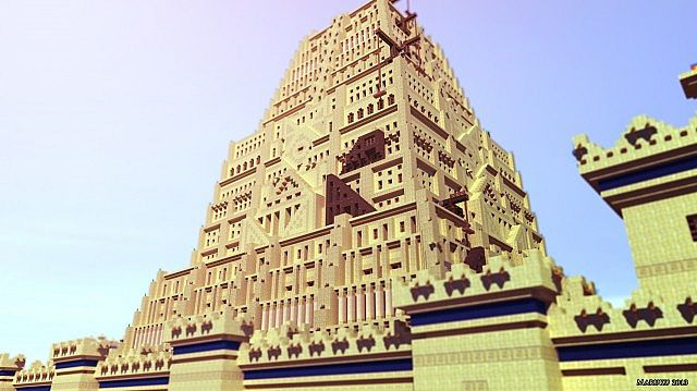 babylon minecraft city build ideas building 5 minecraft