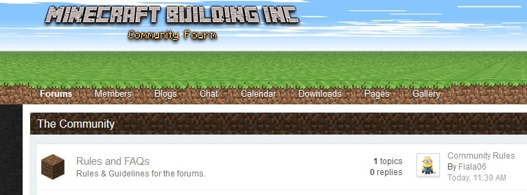 Photo of Forums Are Live!