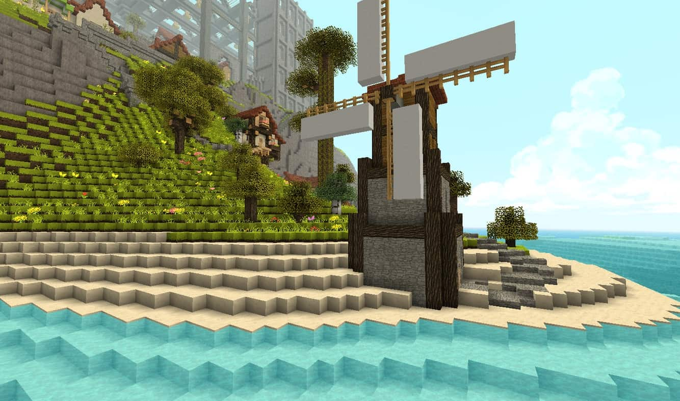 WillPack Resource Texture Pack Minecraft 4 - Minecraft Building Inc