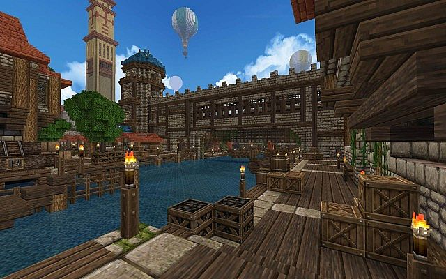 Halcyon Days Resource Pack Minecraft Texture 12