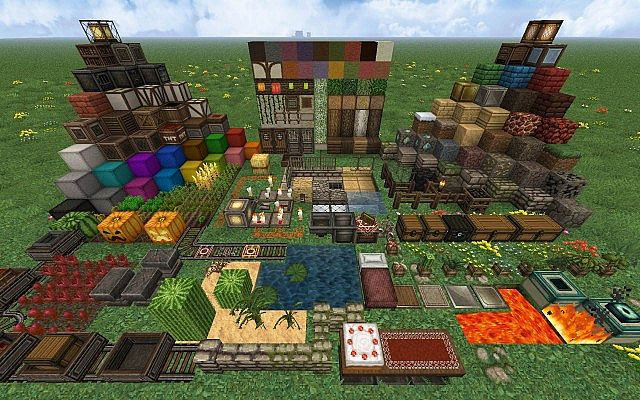 Halcyon Days Resource Pack Minecraft Texture 3