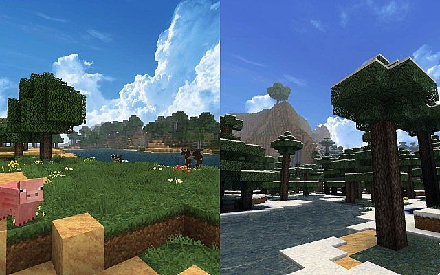 Halcyon Days Resource Pack Minecraft Texture 5