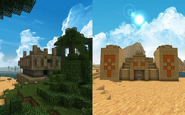 Halcyon Days Resource Pack Minecraft Texture 6