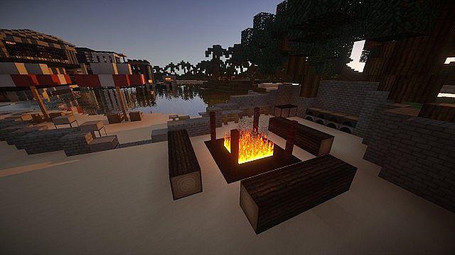 Luxurious Modern House 2 minecraft build ideas 14