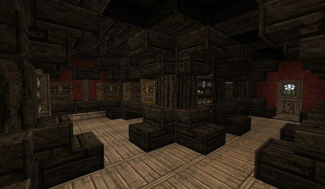Minecraft Hobbit Hole Lord Of The Rings Build Idea 8