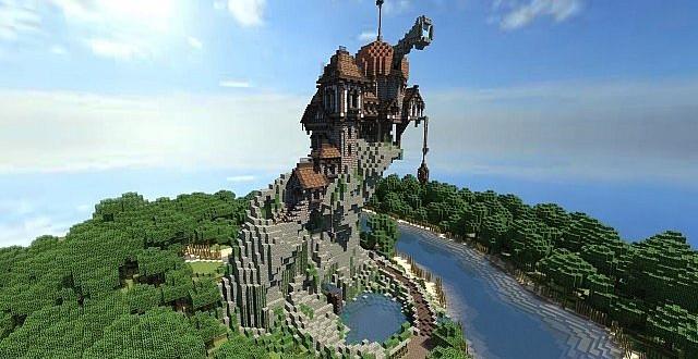 Minecraft Sar Build