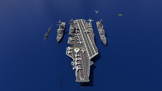 Photo of Carrier Strike Group | USS Ronald Regan + More!