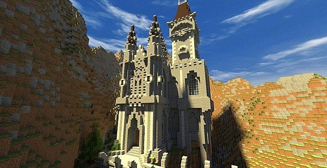 castle  u2013 minecraft building inc