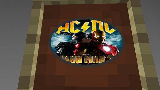Iron Man 2 Texture Resource Pack 2.1 Minecraft 10