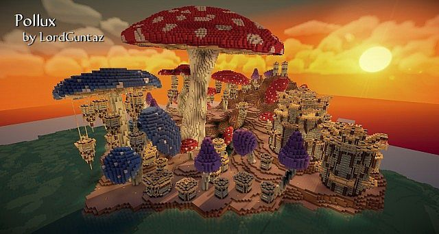 Photo of Pollux | Mushroom World Build