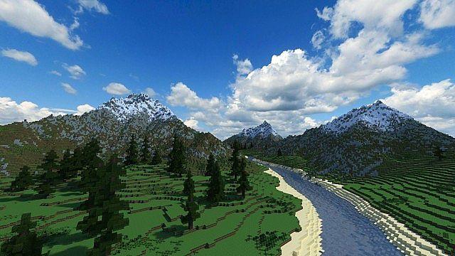 Photo of River of Thyia – Custom Terrain