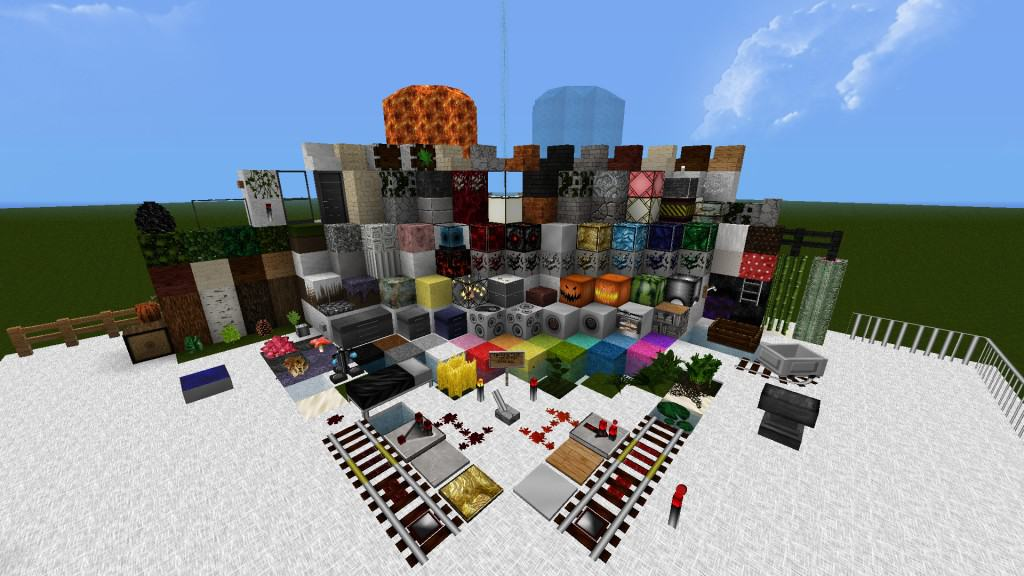 SMOOTH REALISTIC resource pack texture minecraft 4