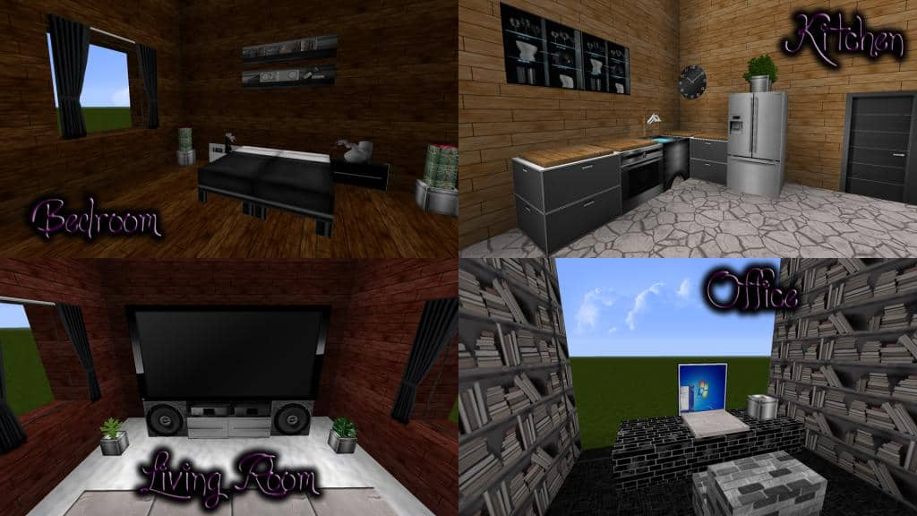 SMOOTH REALISTIC resource pack texture minecraft 6