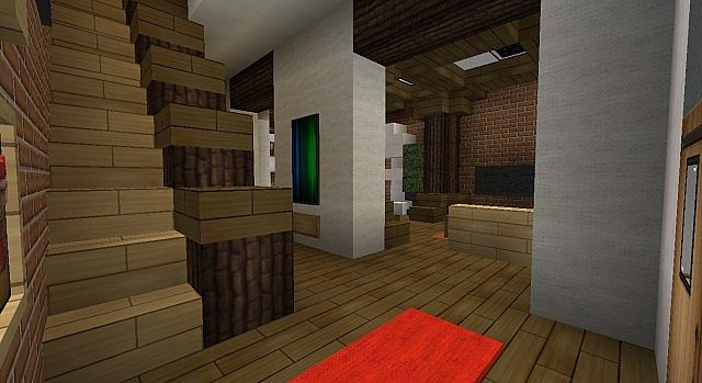 Townhouse Traditional Minecraft Build 2