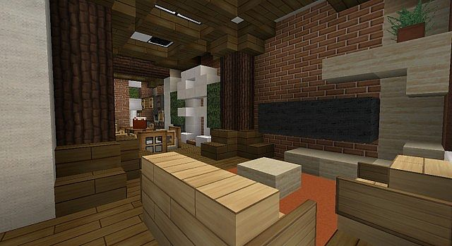 Townhouse Traditional Minecraft Build 3