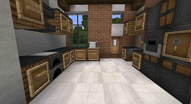Townhouse Traditional Minecraft Build 4