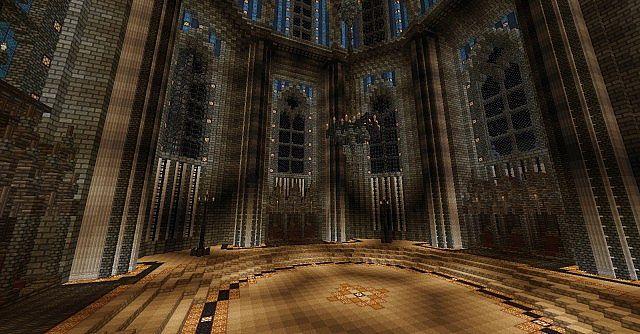 Ecclesia darii Minecraft castle ideas 15