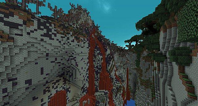 Forgotten Ascent - Parkour Map by FyreUK minecraft 2