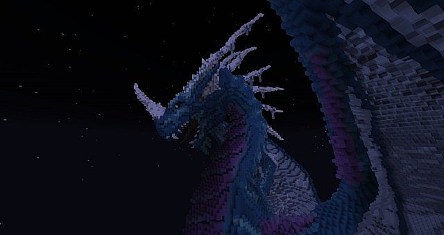 Frostbite - Dragons Nest Project Minecraft ideas 4