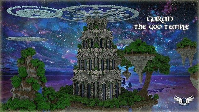 Garan The God Skyland Cinematic and Download 2