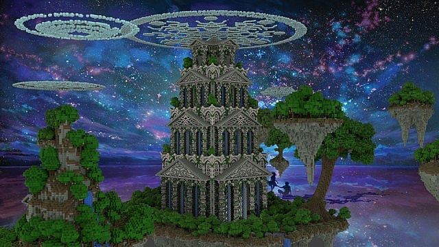 Garan The God Skyland Cinematic and Download 3