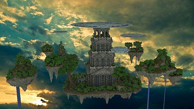Garan The God Skyland Cinematic and Download 6