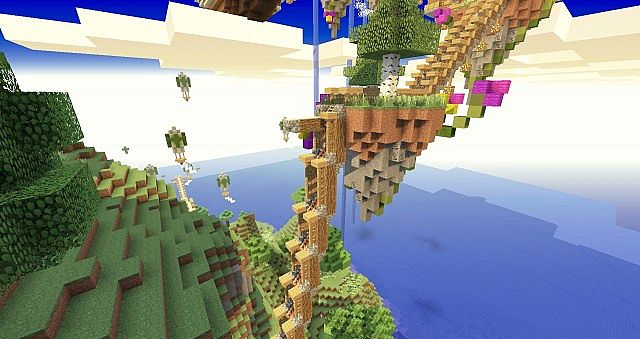 Levity ~ The Sky Coaster minecraft 3