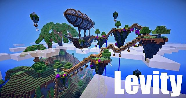 Levity ~ The Sky Coaster minecraft