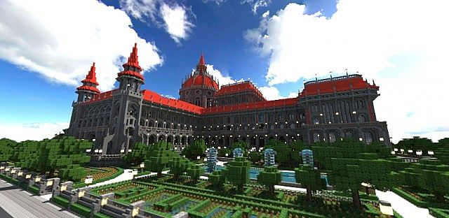 Neo S Parliament Government Minecraft Building Inc