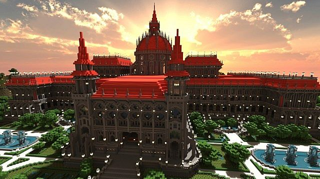 Neo's Parliament government minecraft build office ideas