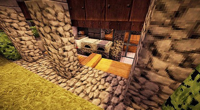 Pigonge's Contemporary Survival House 3 minecraft 6