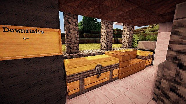 Contemporary Survival House 3 Minecraft Building Inc